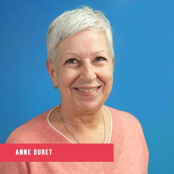 Anne Duret