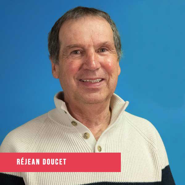 Réjean Doucet