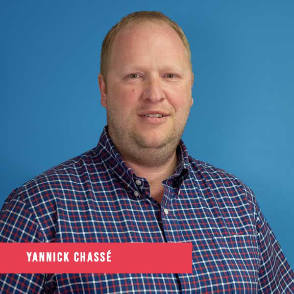 Yannick Chassé